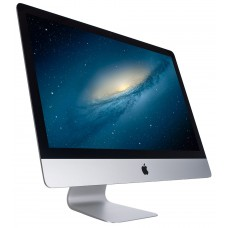Apple iMac 27 inch Slim 500GB SSD